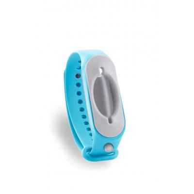 Hygienearmband inkl. Refiller - Farbe hellblau