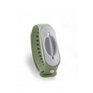 Hygienearmband inkl. Refiller - Farbe olivgrün