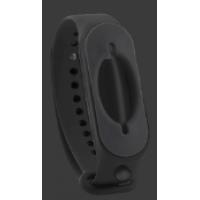 Hygienearmband inkl. Refiller - Farbe All-Black