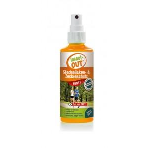 Insect-OUT Stechmücken- & Zeckenschutz forte (100 ml)